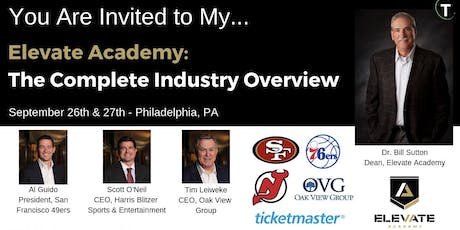 Elevate Academy: The Complete Industry Overview tickets