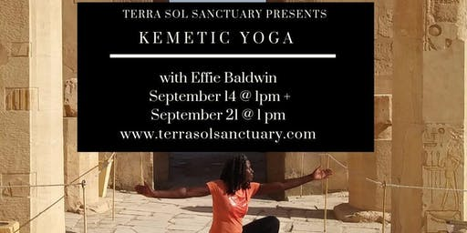 Kemetic Yoga