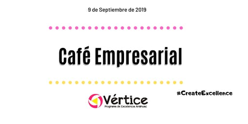 Café Empresarial (Con Tomás Darío de Colectivo Tomate)