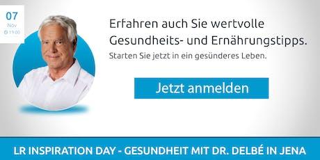 Arztvortrag mit Dr. Jean-Bernard Delbé in Jena Tickets