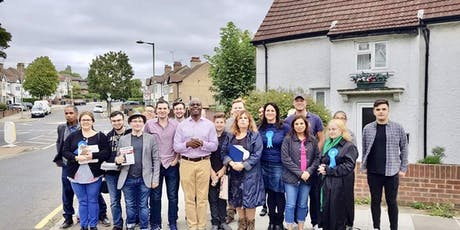 Young Conservatives Train & Campaign Session tickets