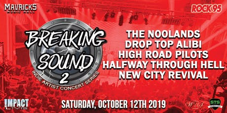 ROCK 95 BREAKING SOUND 2 Thanksgiving Concert Party tickets