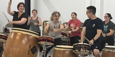 Japanese Taiko Workshop tickets