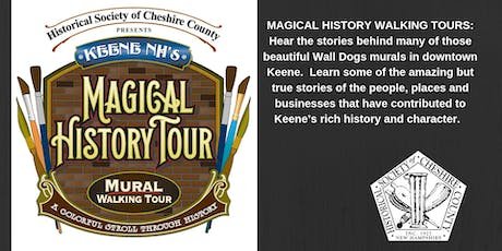 Magical History Walking Tour tickets