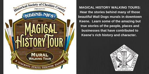 Magical History Walking Tour