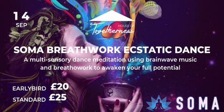 SOMA Breathwork Ecstatic Dance with Niraj Naik tickets