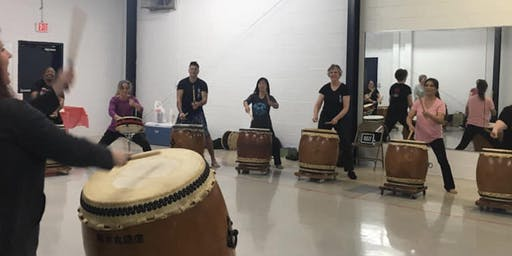 Japanese Taiko Workshop - Gentle Version