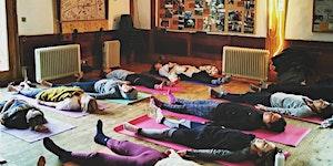 Winter Yoga Retreat Hackney City Farm