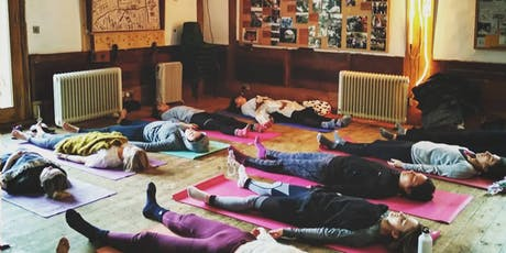 Autumn Yoga Retreat Hackney City Farm tickets