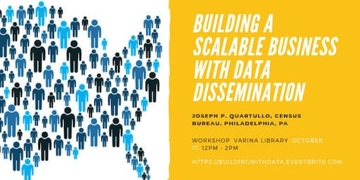 Building a Scalable Business with Data Dissemination