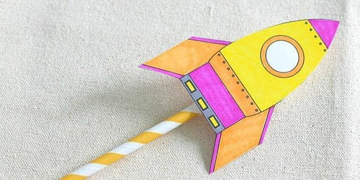 Space Story Time & Craft