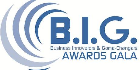 BIG Awards Gala tickets