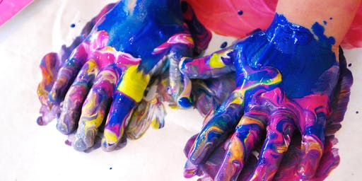 Finger Painting Craft