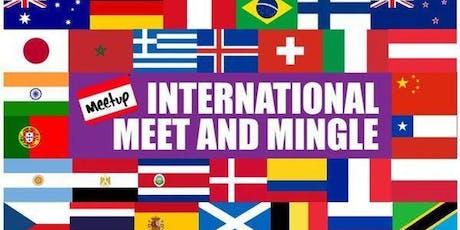 International Mixer tickets