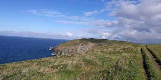 Coastal Hike with Wildlife Expert Dr Rhys Bullman