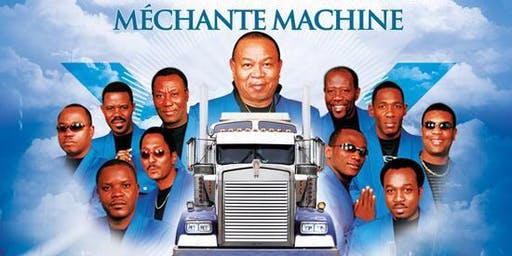 MÉCHANTE MACHINE - TROPICANA un soir au PALACE