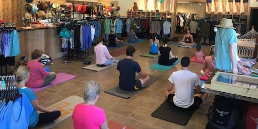Free Yoga with Michelle Ryan