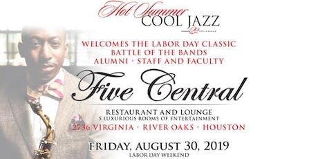 Hot Summer Cool Jazz / Labor Day Classic Event tickets