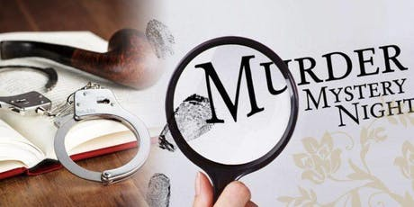 Murder Mystery Happy Hour Party tickets