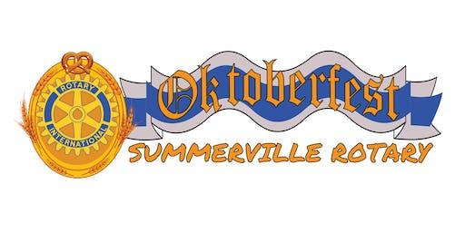 Summerville Rotary Oktoberfest