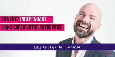 Devenez indépendant sans créer votre entreprise