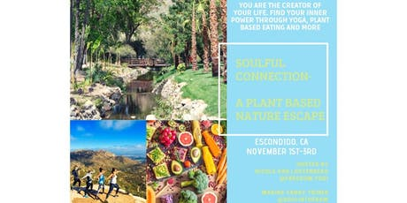 Soulful Connection - A Plant-based Nature Escape tickets