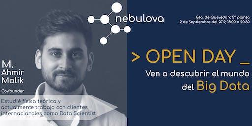 Open Day Nebulova
