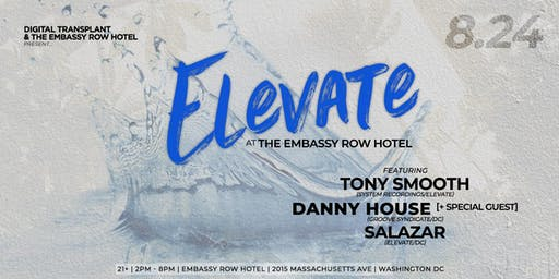 Elevate Rooftop Vibes (Pool Party)