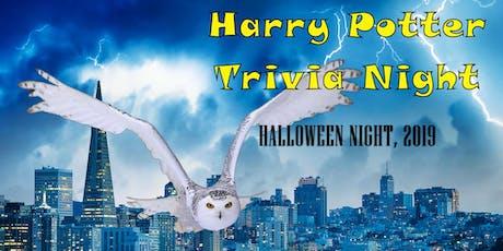 Harry Potter Halloween Trivia Night! tickets