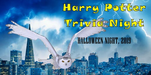 SOLD OUT! Harry Potter Halloween Trivia Night!
