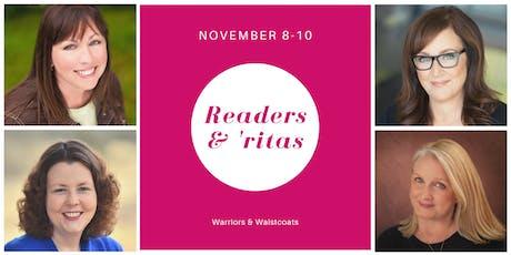 2019 Readers & 'ritas: Warriors and Waistcoats tickets