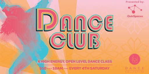 Dance Club with tbd. dance collective - August