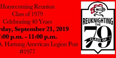 Lincoln-Way HS Class of 1979 Reunion
