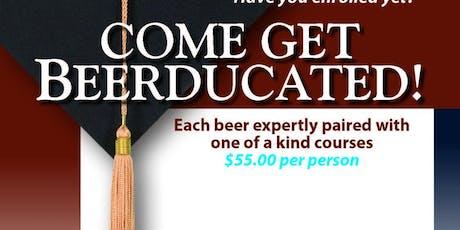 Beerducation 101- Merchant Du Vin tickets