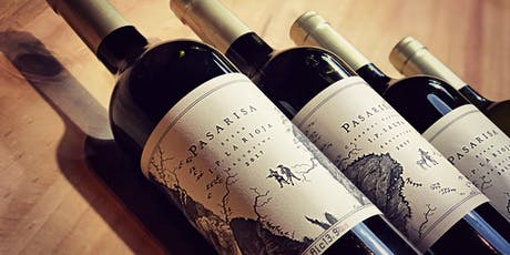 PASARISA. Premium Wine Tasting entradas