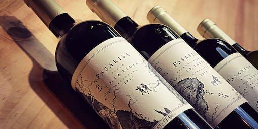 PASARISA. Premium Wine Tasting