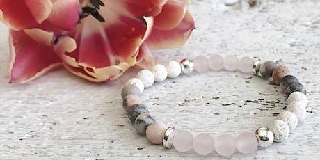 Aromatherapy Bracelet Making Workshop tickets
