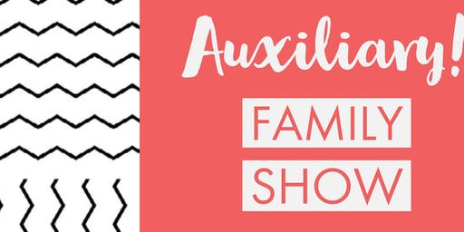Family Improv Show!