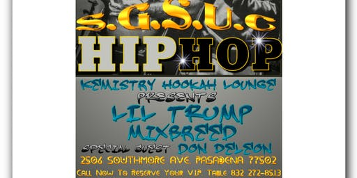 S.G.S.U.C. featuring Lil Trump, Mixbreed & more