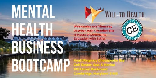 ETHICS Mental Health Business Bootcamp (15 CEs)
