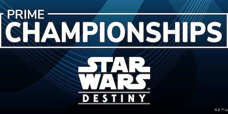 Star Wars Destiny: Prime Championship tickets