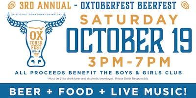 Oxtoberfest - Covington Beer Fest