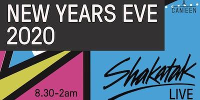 SHAKATAK New Years Eve Party & Dinner 2020