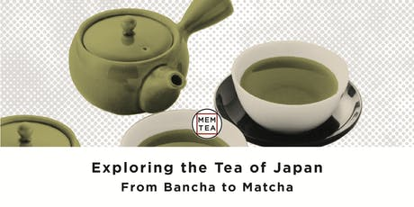 Exploring the Tea of Japan: From Bancha to Matcha  tickets