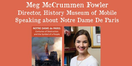 Meg McCrummen Fowler - Speaking about Notre Dame De Paris tickets