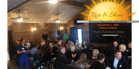 Rise & Shine Business Before Hours tickets