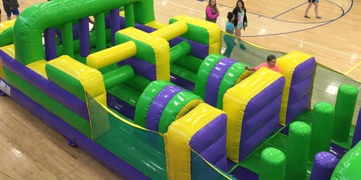 Church of St. Peter Fall Festival Obstacle Course