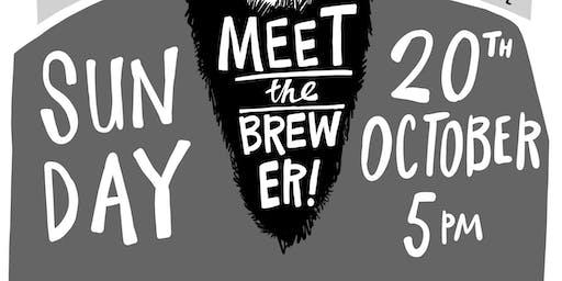Meet the brewer in october