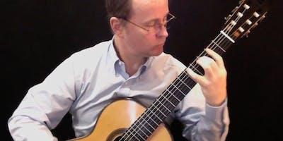 Daniel Krieg in Concert