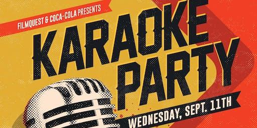 FilmQuest Karaoke Party @ Boxcar Studios